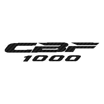 Honda CBF 1000 Carbon Decal 2