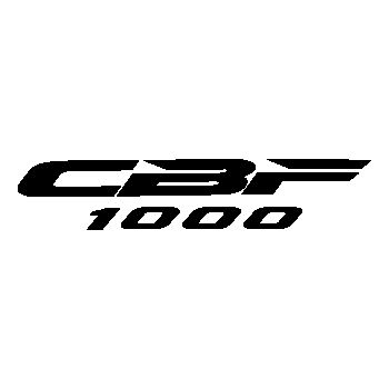 Honda CBF 1000 Decal 2