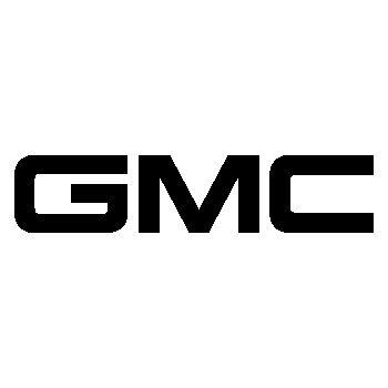 GMC logo Decal