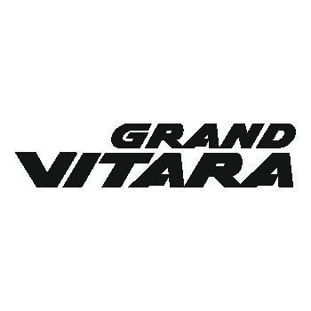 Suzuki Grand Vitara logo Decal