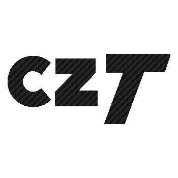 Sticker Karbon Mitsubishi Colt CZT