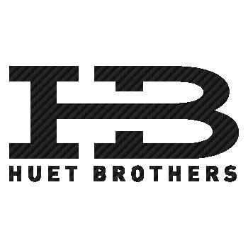 Sticker Carbone Huet Brothers