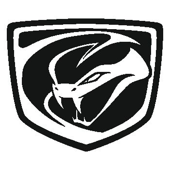 Viper logo Decal 4