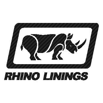 Rhino Linings Carbon Decal