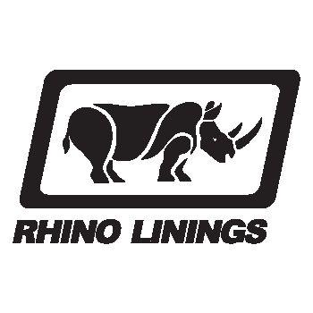 Rhino Linings Decal