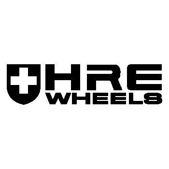 HRE Wheels Decal