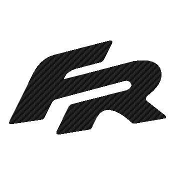 Sticker Carbone Seat FR