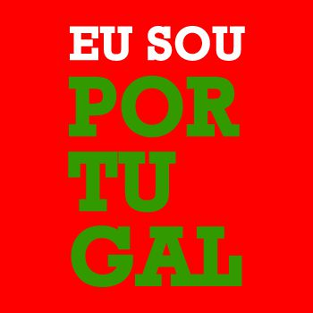 EU SOU PORTUGAL T-shirt model 2