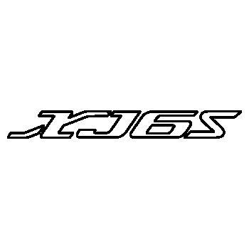 Yamaha XJ6S stroke logo Cap
