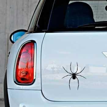 Sticker Mini Deco Araignée