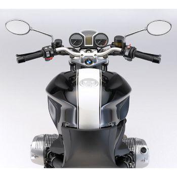 Kit triple Bande autocollantes pour Moto, auto couleurs + Karbon et chrome