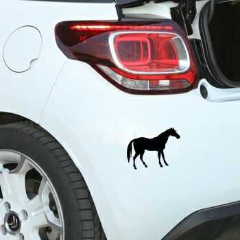 Cheval Citroen DS3 Decal 4