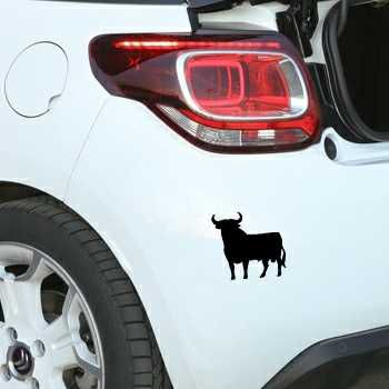 Sticker Citroën Taureau Espagnol