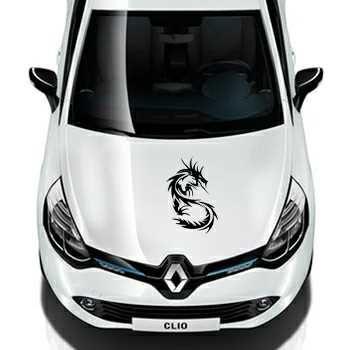 Autocollant Renault Dragon 12703