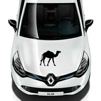 Sticker Renault Chameau