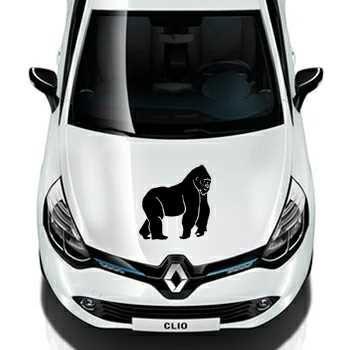 Gorilla King Kong Renault Decal