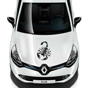 Sticker Renault Scorpion 2