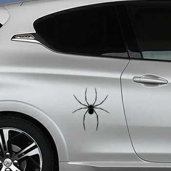 Sticker Peugeot Deco Araignée