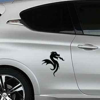 Sticker Peugeot FC Porto Dragon