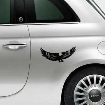 Sticker Fiat 500 Aigle 3