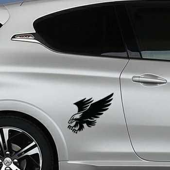 Sticker Peugeot Aigle Deco 4