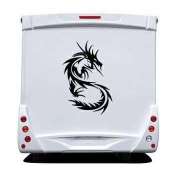 Sticker Camping Car Dragon 12703