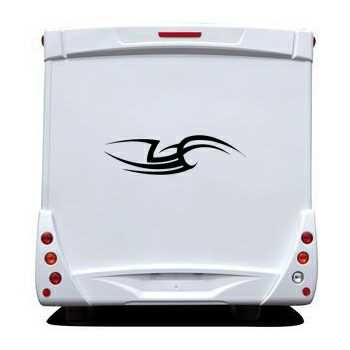 Tribal nr 31 Camping Car Decal