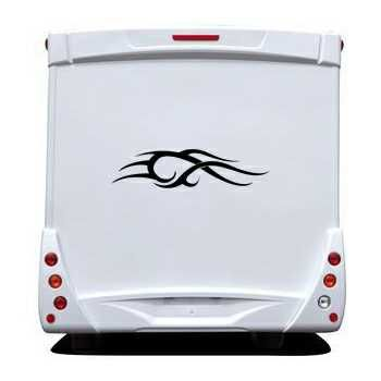 Tribal Camping Car Decal 38