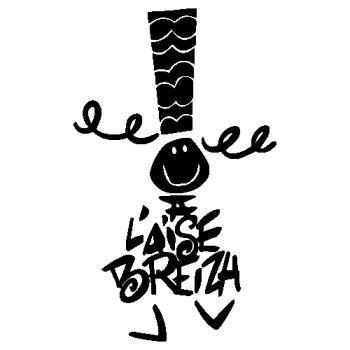 Sticker A l'Aise Breizh