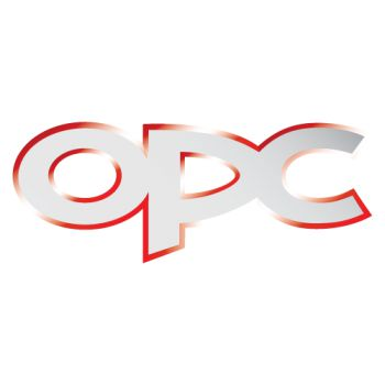 Opel OPC Red Logo Decal