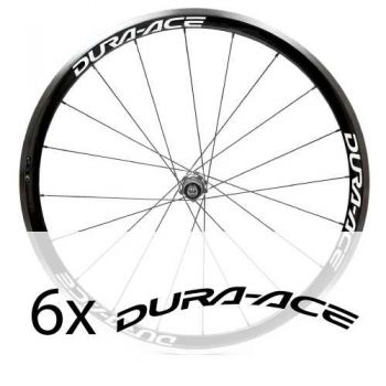 Kit Stickers jante Shimano Dura-Ace 7900 C35