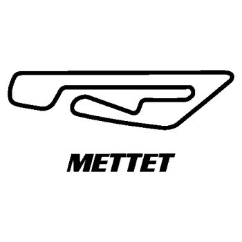 Mettet Circuit Decal