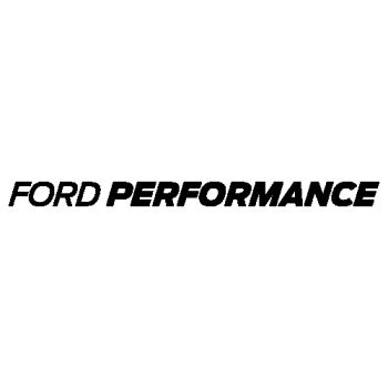 Sticker Ford Performance