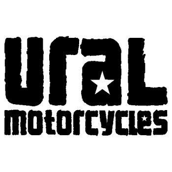 Sticker Ural Motorcycles Logo
