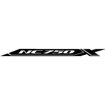 Sticker Honda NC750X Logo 2016