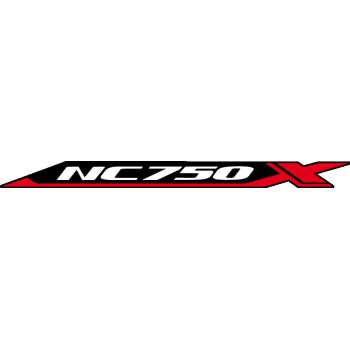 Honda NC750X logo 2016 couleur Decal