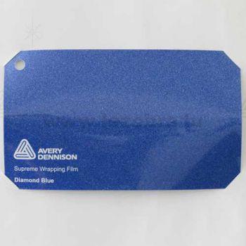 Vinyl Avery Covering film 3D - Diamond Blue