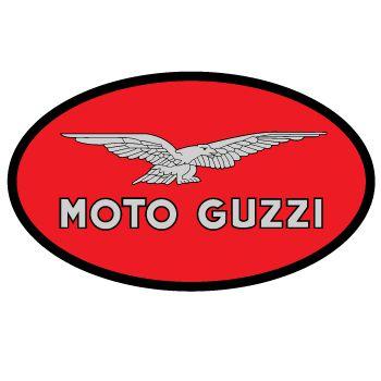 Sticker Moto Guzzi 2
