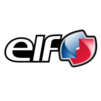 Elf logo color Decal
