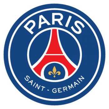 PARIS PSG color logo Decal