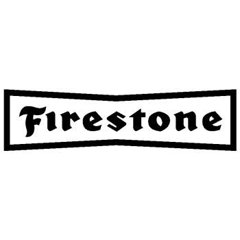 Firestone nr 3 Logo Decal