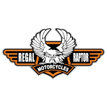 Harley-Davidson Regal Raptor Motorcycles Decal