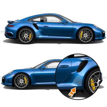 Kit vinyle de protection transparent Porsche 911 Turbo (Turbo S & Turbo Cabriolet)