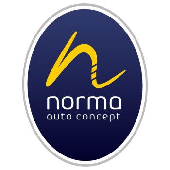Sticker Norma Auto Concept logo