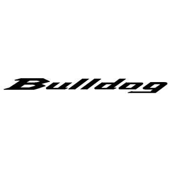 STICKER YAMAHA BULLDOG