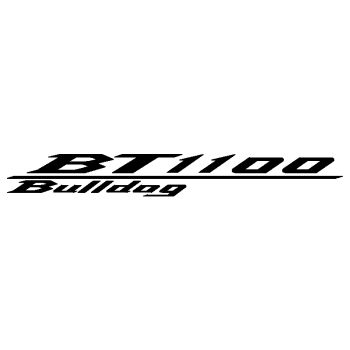 Yamaha BT1100 Bulldog Decal