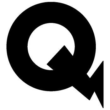 """Qbikes """"Q"""" Logo Decal"""