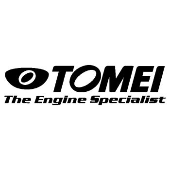 JDM Tomei The Engine Specialist Decal