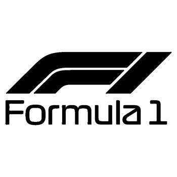 Formula 1 Decal [New logo]