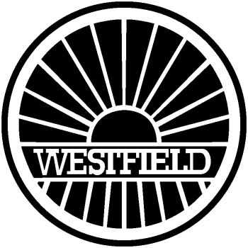 Sticker Westfield Logo